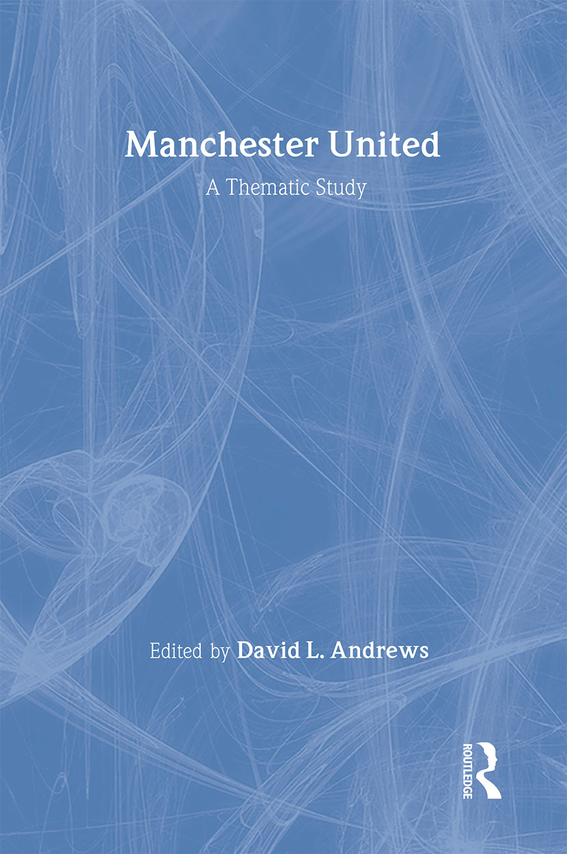 Manchester United: A Thematic Study book cover