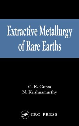 Extractive Metallurgy of Rare Earths