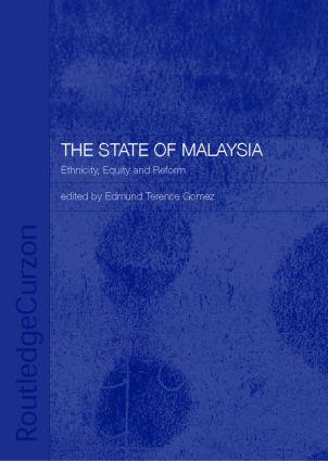 State of Malaysia (Hardback) book cover
