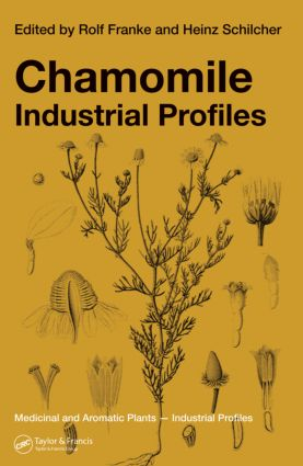 Chamomile: Industrial Profiles, 1st Edition (Hardback) book cover