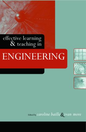 Effective Learning and Teaching in Engineering book cover