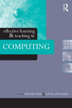 Effective Learning and Teaching in Computing (Paperback) book cover