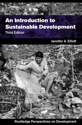 An Introduction to Sustainable Development: 3rd Edition (Paperback) book cover