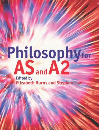 Philosophy for AS and A2 book cover