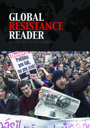 The Global Resistance Reader: 1st Edition (Paperback) book cover