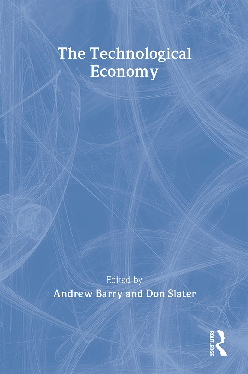 Technological Economy: 1st Edition (Paperback) book cover