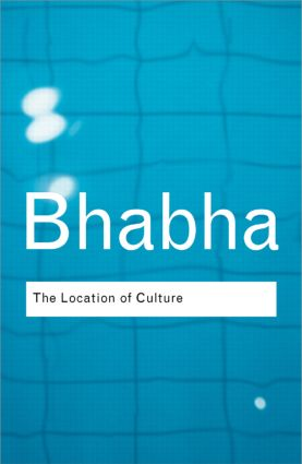 The Location of Culture: 2nd Edition (Paperback) book cover
