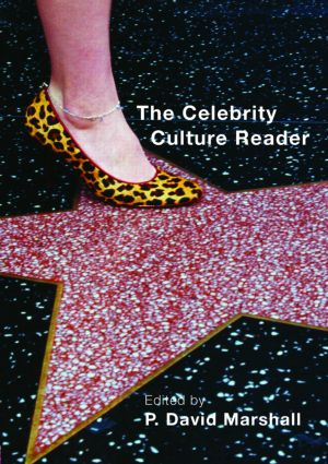 The Celebrity Culture Reader book cover