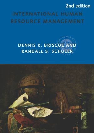 International Human Resource Management: 2nd Edition (Paperback) book cover