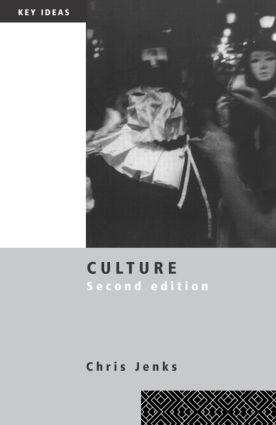 Culture book cover