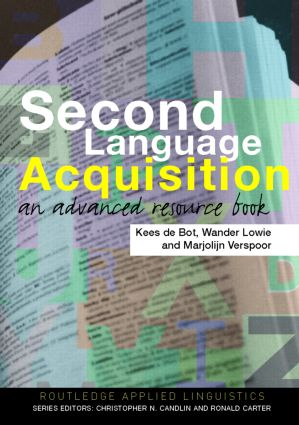 Second Language Acquisition: An Advanced Resource Book (Paperback) book cover