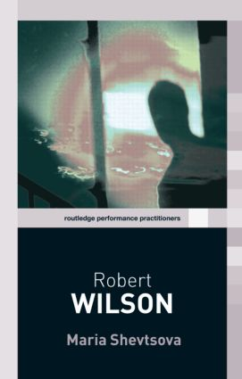 Robert Wilson (Paperback) book cover