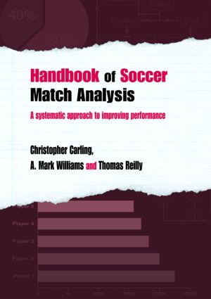 Handbook of Soccer Match Analysis: A Systematic Approach to Improving Performance, 1st Edition (Paperback) book cover