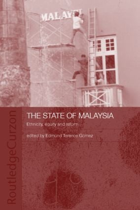 State of Malaysia (Paperback) book cover