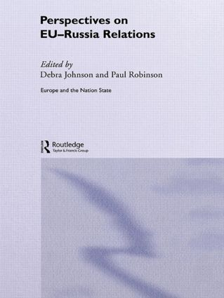Perspectives on EU-Russia Relations: 1st Edition (Hardback) book cover