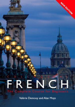 Colloquial French: The Complete Course for Beginners book cover