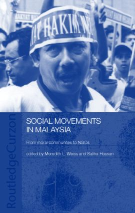 Social Movement Malaysia: 1st Edition (Paperback) book cover