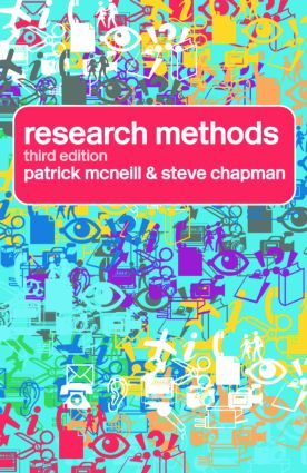 Research Methods: 3rd Edition (Paperback) book cover
