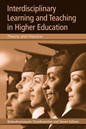 Interdisciplinary Learning and Teaching in Higher Education: Theory and Practice (Paperback) book cover