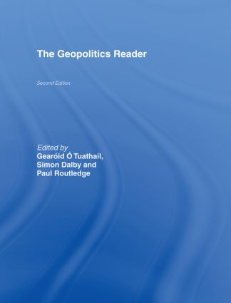 The Geopolitics Reader: 2nd Edition (Hardback) book cover