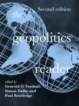 The Geopolitics Reader: 2nd Edition (Paperback) book cover