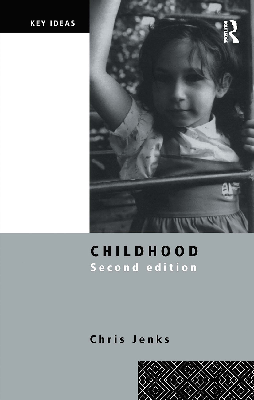Childhood: Second edition, 2nd Edition (Hardback) book cover