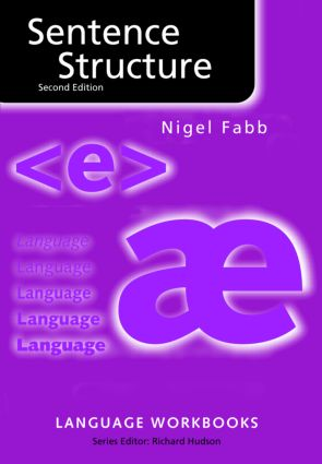 Sentence Structure: 2nd Edition (Paperback) book cover