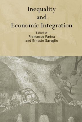 Inequality and Economic Integration (Hardback) book cover