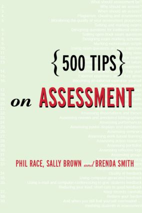 500 Tips on Assessment: 2nd Edition (Paperback) book cover