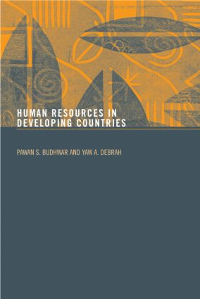 Human Resource Management in Developing Countries book cover