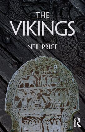 The Vikings (Paperback) book cover