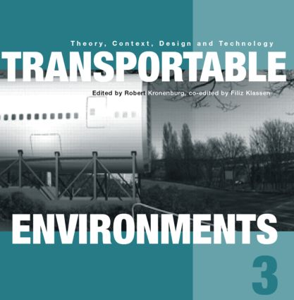 Transportable Environments 3 (Paperback) book cover