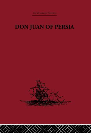 Don Juan of Persia: A Shi'ah Catholic 1560-1604 (Hardback) book cover