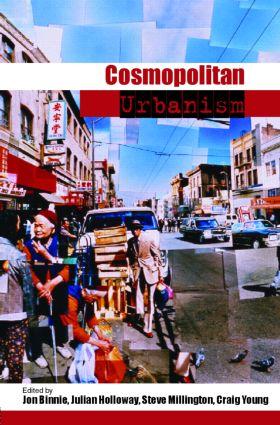 Cosmopolitan Urbanism: 1st Edition (Paperback) book cover