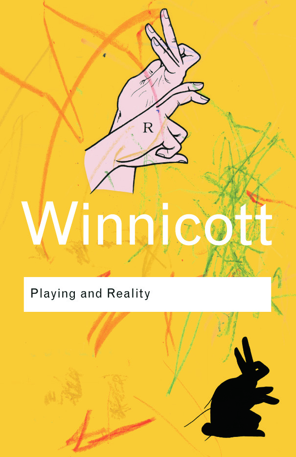 Playing and Reality book cover