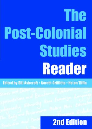 The Post-Colonial Studies Reader: 2nd Edition (Paperback) book cover
