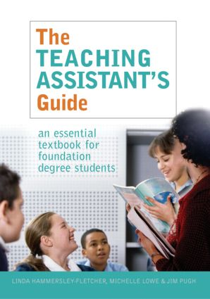 The Teaching Assistant's Guide: New perspectives for changing times, 1st Edition (Paperback) book cover