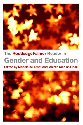 The RoutledgeFalmer Reader in Gender & Education: 1st Edition (Paperback) book cover