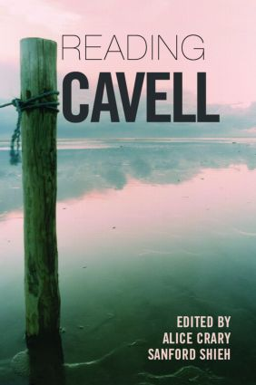 Reading Cavell (Paperback) book cover