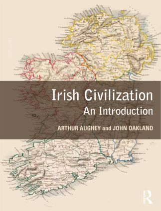 Irish Civilization: An Introduction, 1st Edition (Paperback) book cover