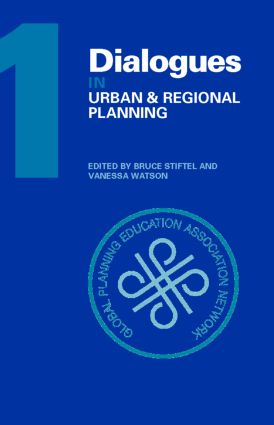 Dialogues in Urban and Regional Planning: Volume 1 (Hardback) book cover