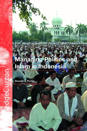 State Corporatism and Indonesia under Suharto
