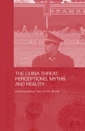 China Threat: Perceptions Myths: 1st Edition (Paperback) book cover