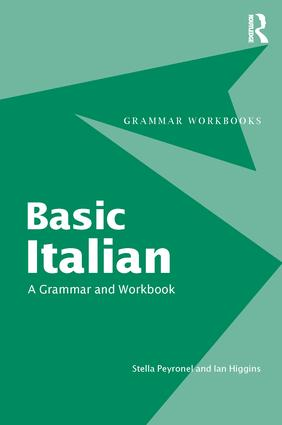 Basic Italian: A Grammar and Workbook (Paperback) book cover