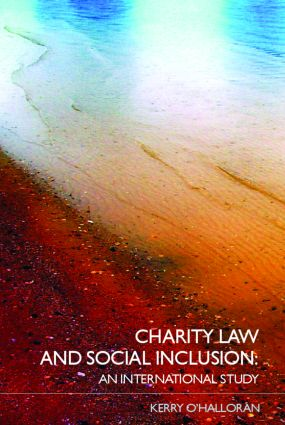 Charity Law and Social Inclusion