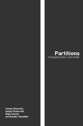 Partitions: Reshaping States and Minds (Hardback) book cover