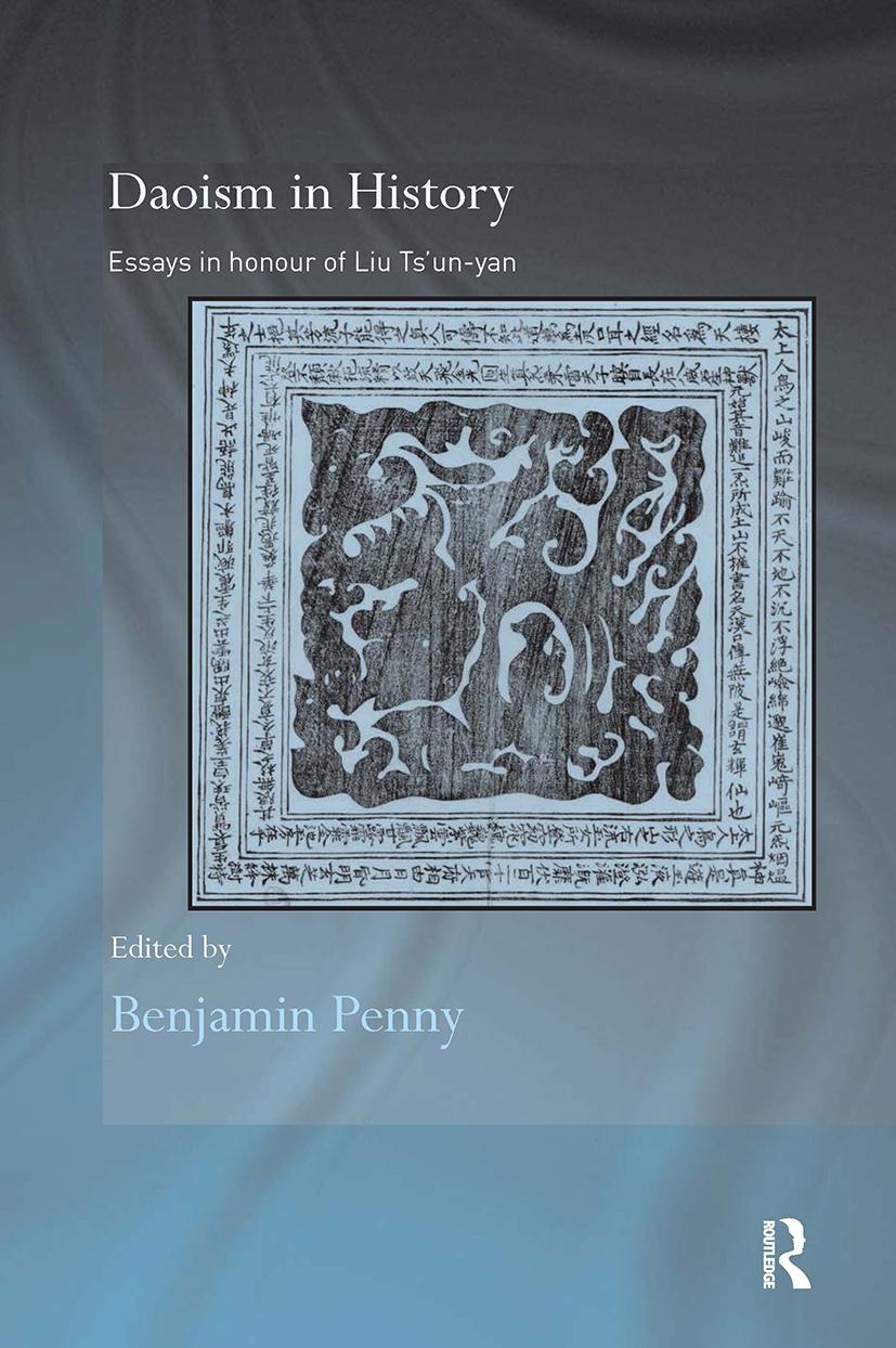Daoism in History: Essays in Honour of Liu Ts'un-yan book cover