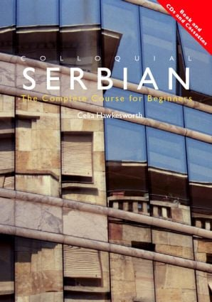 Colloquial Serbian: The Complete Course for Beginners book cover