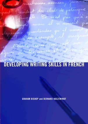 Developing Writing Skills in French (Paperback) book cover