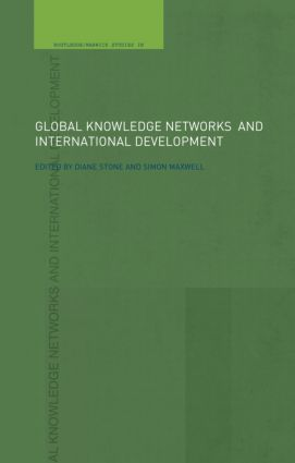 Global Knowledge Networks and International Development (Hardback) book cover